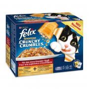 Felix Multipack Sensations Crunchy Crumbles Meat Mix Art.-Nr.: 11194