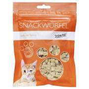Cat Treats Dice salmon with spinach 10x25 g