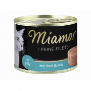Miamor Feine Filets Atum & Arroz 12x185g