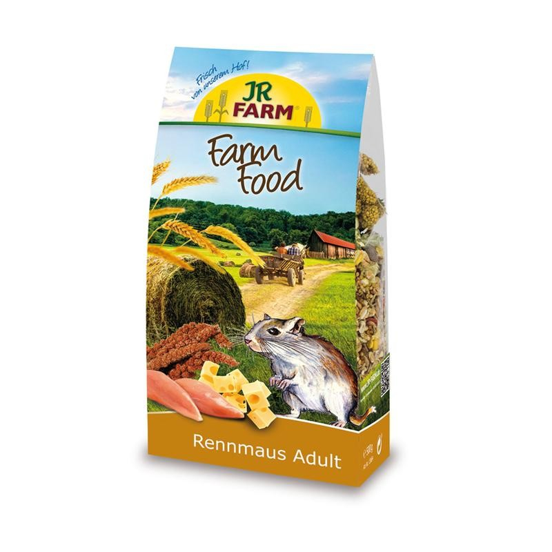 JR Farm Food Gerbils Adult 500 g