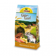 JR Farm Food Rennmaus Adult - EAN: 4024344136641