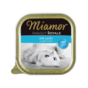 Miamor Ragout Royale Cream Salmon in yoghurt cream - EAN: 4000158750815