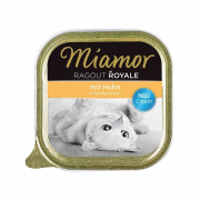 Miamor Ragout Royale Cream Chicken in Carrot cream 100 g