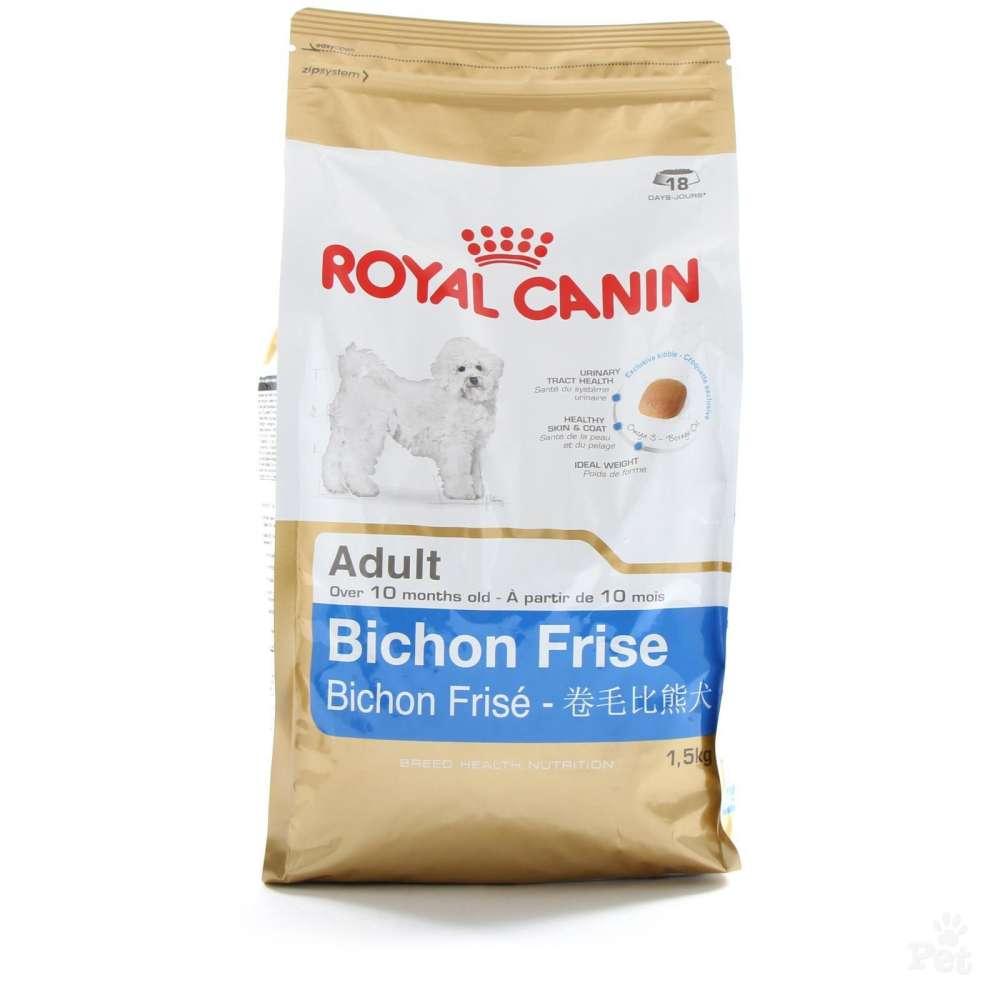 Royal Canin Breed Health Nutrition - Bichon Frisé Adult 1.5 kg, 500 g köp billiga på nätet