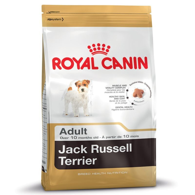 Royal Canin Breed Health Nutrition Jack Russell Terrier Adult 3182550821391 erfarenheter
