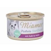 Miamor Paté Sterilized Ternera y Pollo 24x85 g