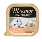 Miamor Repas léger Volaille & Riz 100 g