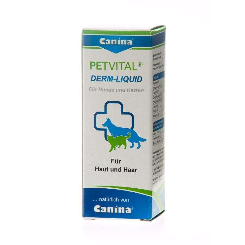 Canina Pharma Petvital Derm-Liquid EAN: 4027565702206 reviews