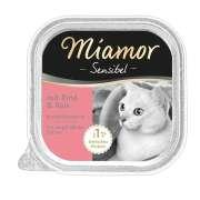 Miamor Sensibel bœuf & riz 100 g