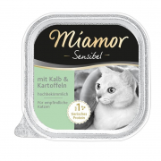 Miamor Sensible Ternera y Patata 100 g