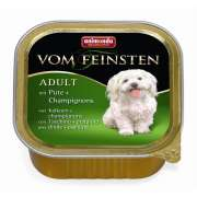 Animonda Vom Feinsten Adult with Turkey & Champignons 22x150 g