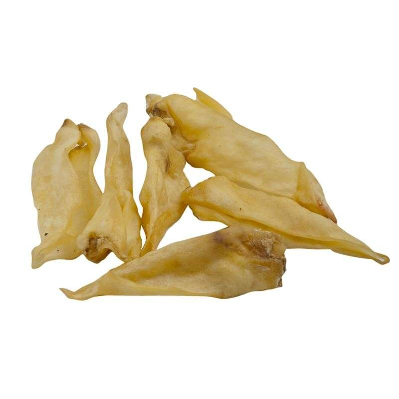 Classic Dog Snack Lamb Ears 250 g, 1 kg