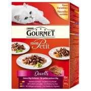 Purina Gourmet Mon Petit med Kød 6x50 g