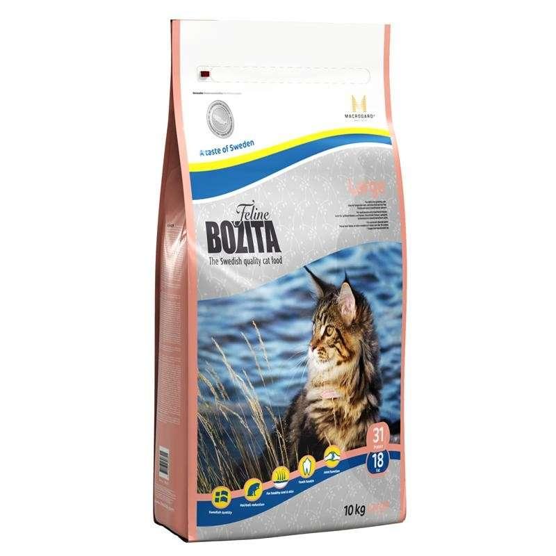 Bozita Feline Large 7311030306301 kokemuksia