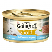 Purina Gourmet Gold - Savoury Cake with Tuna 85 g