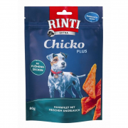 Rinti Extra Snack Chicko Garlic 80 g