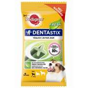 Pedigree Snack DentaStix Fresh Petit chien 7x110 g
