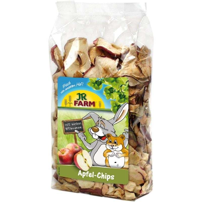 JR Farm Apple-Slices 80 g
