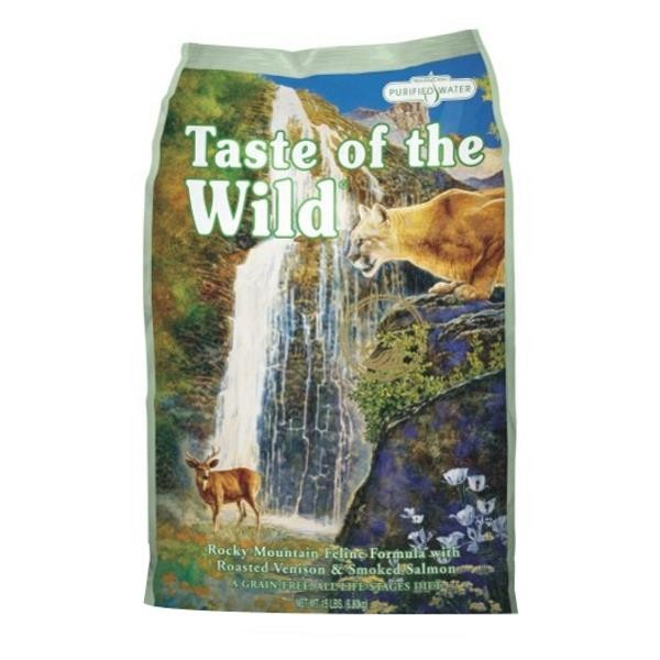 Taste of the Wild Rocky Mountain 2.27 kg, 6.8 kg kjøp billig med rabatt