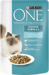 Purina ONE Indoor Formula with tuna and green beans 85 g