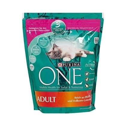 Purina ONE Adult - Runsaasti Kanaa 3 kg osta edullisesti