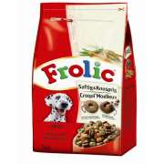 Koiranruoka Frolic Soft & Crispy with Beef 3Kg