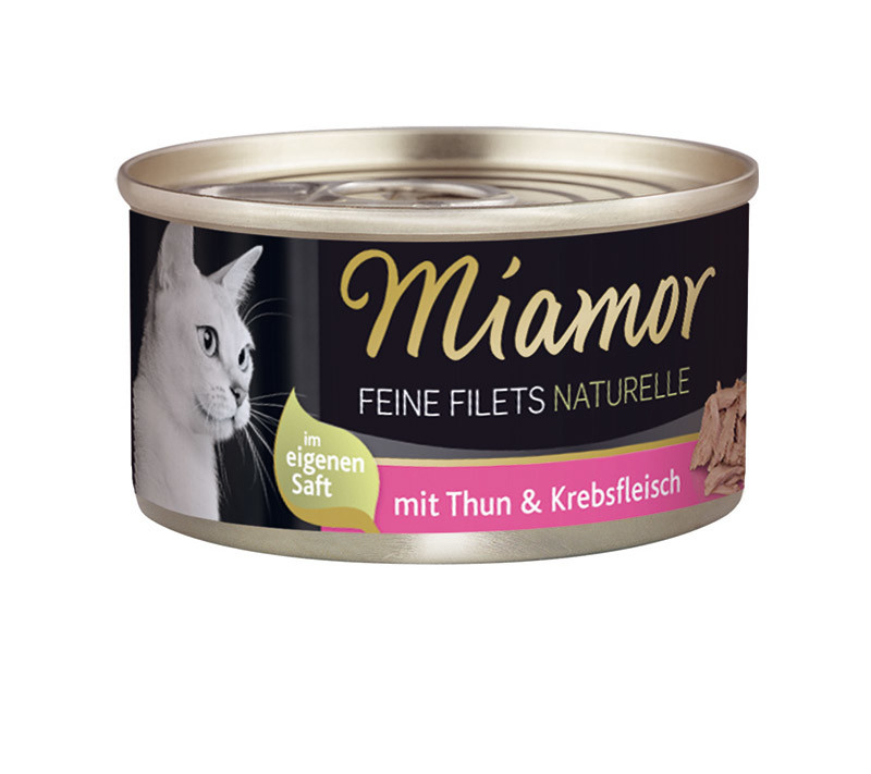 Miamor Fine Fillets Naturelle in Gravy - Tuna & Crab 0000042017141 erfarenheter