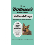Vollmers Vollkost- Anillos 15 kg