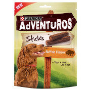 Purina AdVENTuROS ADVENTUROS STRIPS- 120g