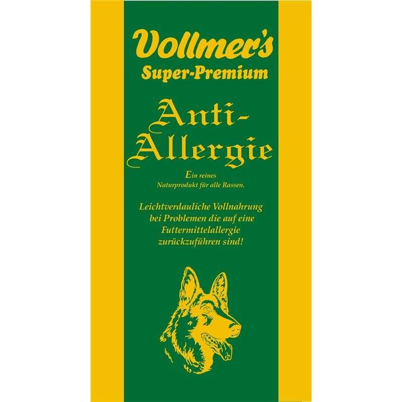 Vollmer's Antialérgico 5 kg, 15 kg Compre a bom preço com desconto