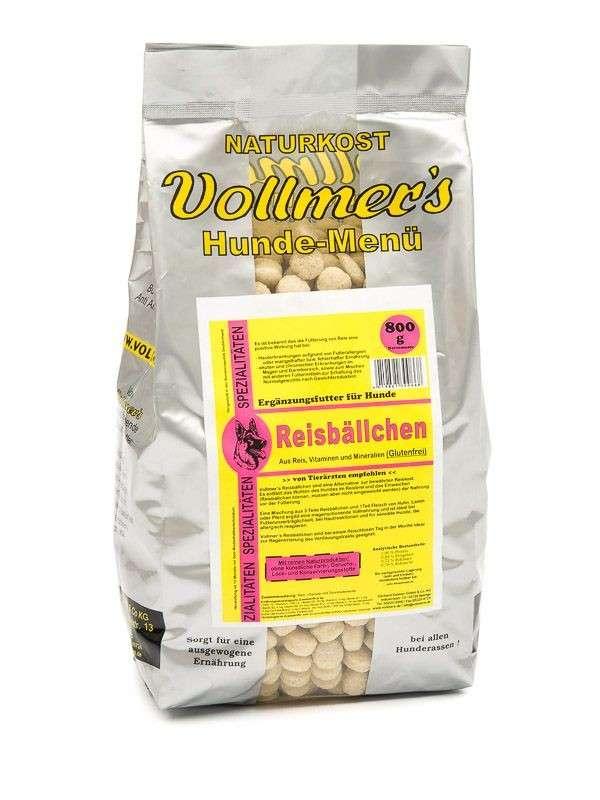 Vollmers Boules de riz 800 g, 5 kg