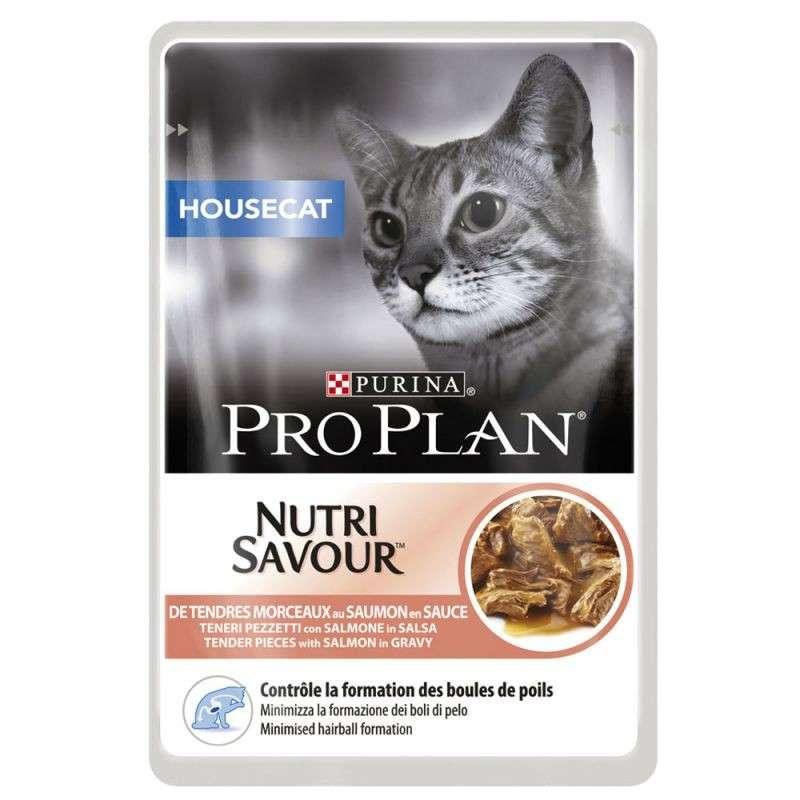 Purina Pro Plan Housecat con Salmon 85 g