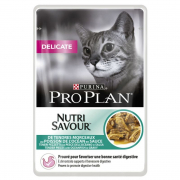 Purina Pro Plan Delicate wet Food with Ocean Fish Art.-Nr.: 11827