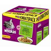 Whiskas Multipack Gentle kitchen grilled selection 24x85 g