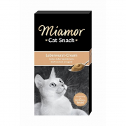Miamor Cat Confect Leverworst-Cream 15 g actuele top aanbiedingen