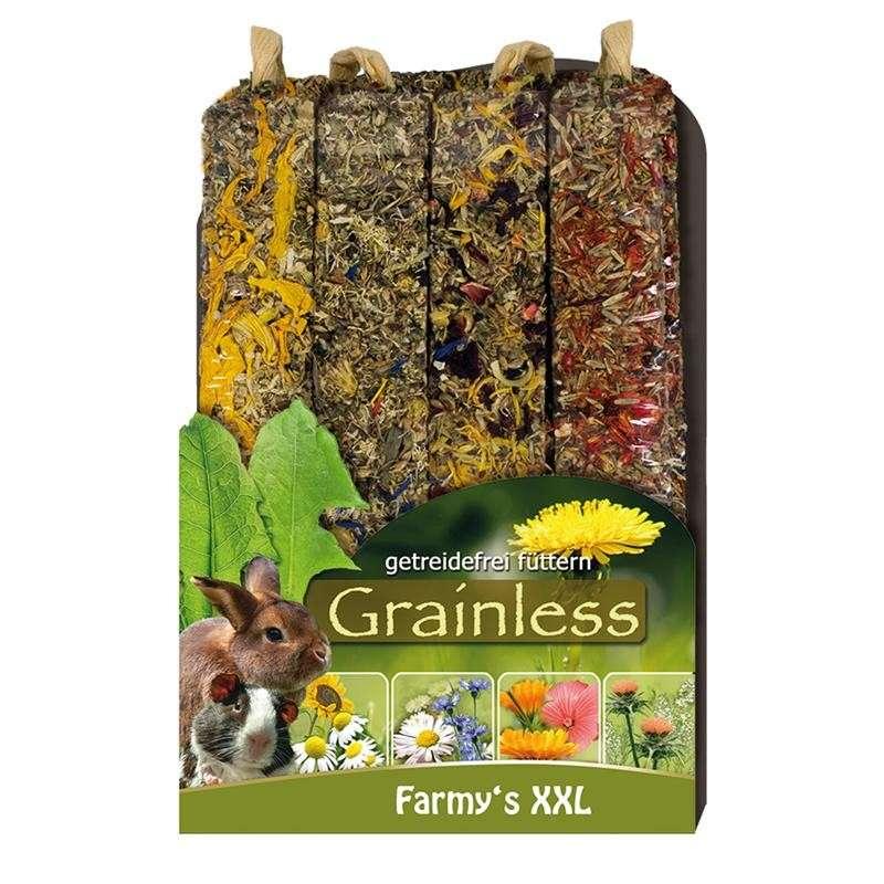 JR Farm Farmy's Grainless XXL, par lot de 4 450 g