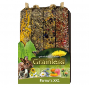 JR Farm Farmy's Grainless XXL, par lot de 4 450 g