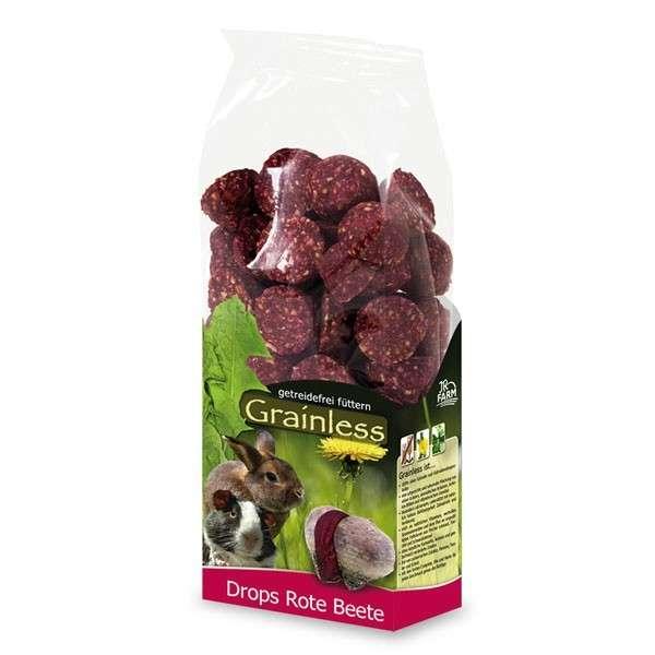 JR Farm Grainless Beetroot Drops 140 g