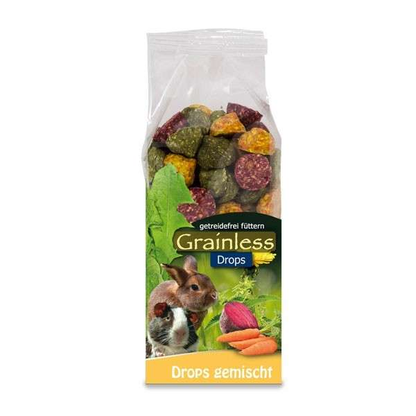 JR Farm Grainless Mixed Drops 140 g