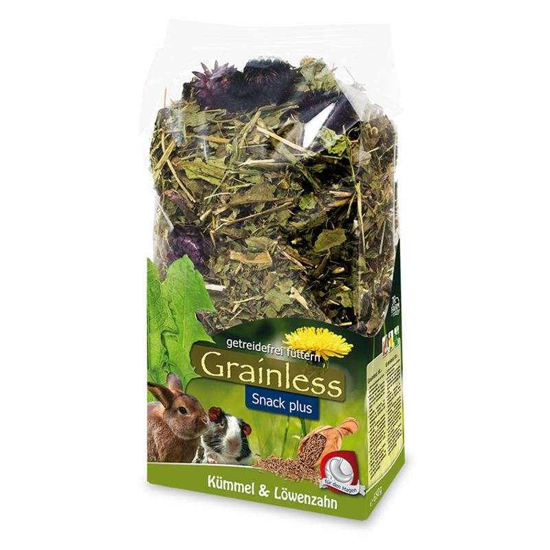 JR Farm Grainless Caraway - Dandelion - Stomach 100 g
