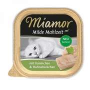 Miamor Milde Mahlzeit Senior Rabbit and Chicken pieces 100 g