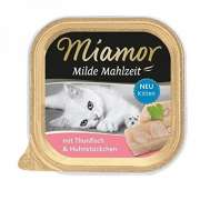 Miamor Milde Mahlzeit Kitten Tuna & Chicken pieces 100 g