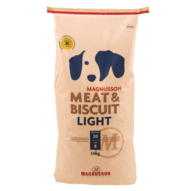 Magnusson Meat & Biscuit Light 14 kg, 4.5 kg
