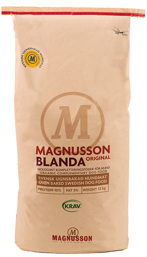 Magnusson Original Blanda 4 kg