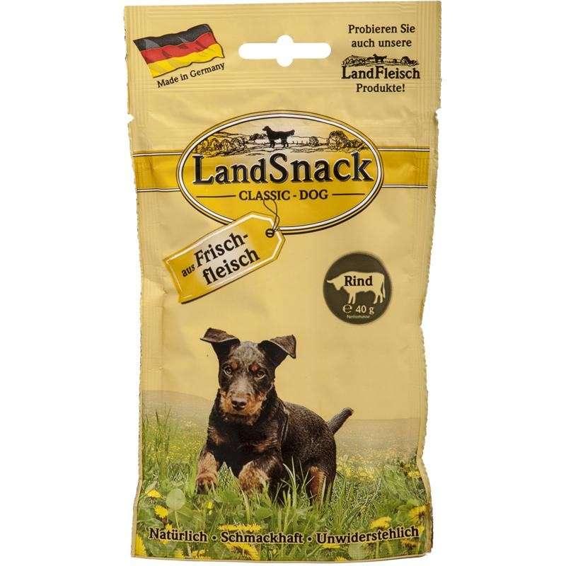 Landfleisch LandSnack Classic Dog Rund 40 g