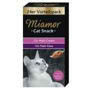 Cat Snack Malt-Cream Multipack 24x15 g