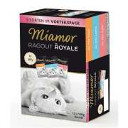 Miamor Ragout Royale em Gelatina Multibox 12x100g