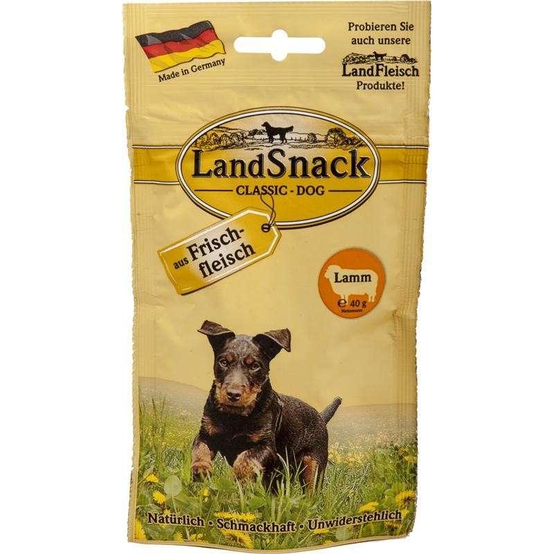 LandSnack Classic Dog Lamb from Landfleisch 40 g buy online