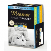 Ragout Royale in Jelly Multibox from Miamor 12x100 g