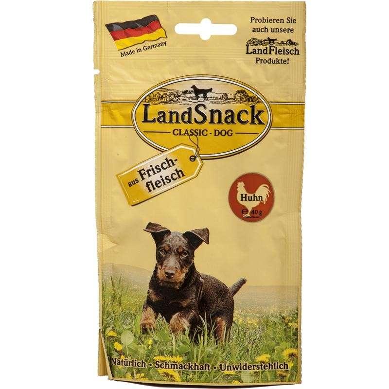Landfleisch LandSnack Classic Dog Kip 40 g